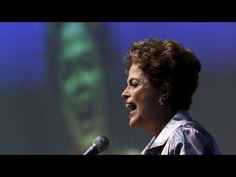 Βραζιλία: Απανωτά πλήγματα για την Ντίλμα Ρούσεφ