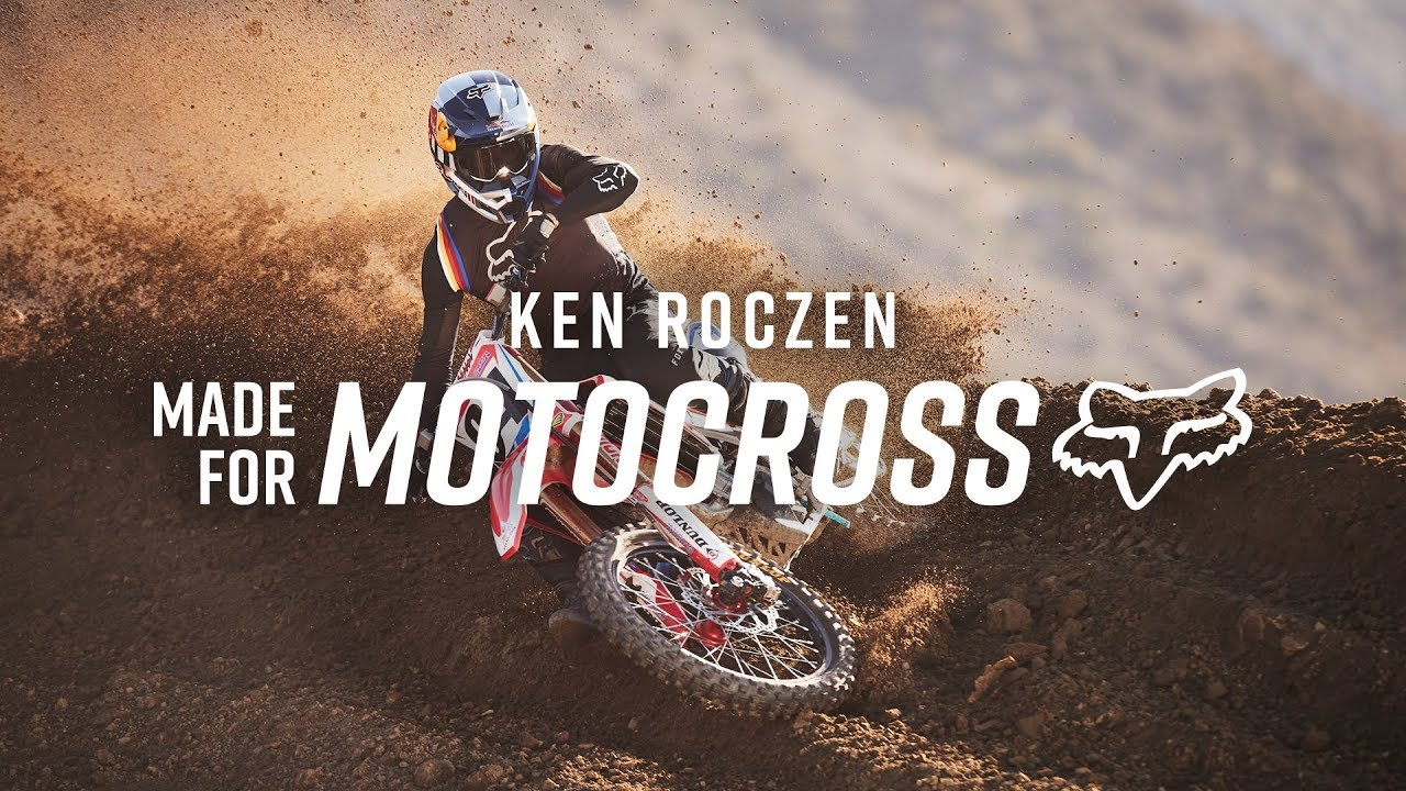 MX20 IS MADE FOR KEN ROCZEN