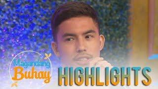 Magandang Buhay: Tony shares his thoughts about his biological dad