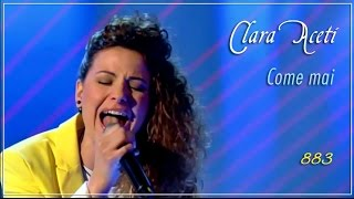 """Clara Aceti, """"Come mai"""" - The Voice Italy, blind auditions"""