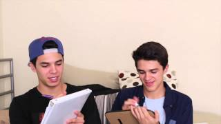 How Well Do We Know Each Other!? (w/ Brice) | Brent Rivera