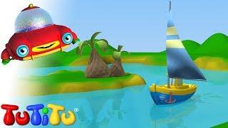 TuTiTu Leksaker | Båt