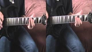 Pardon My French by Chunk! No Captain Chunk! Dual Guitar Cover