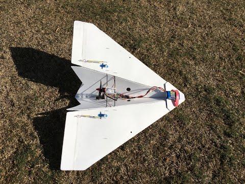 Paper Dart RC Plane