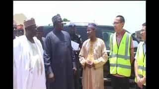 Minister Fashola Inspect Ijora-Apapa Bridge in Lagos