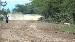 preview picture of video 'Ian Duncan aibuka mshindi kwenya mbio za magari'