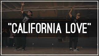 "2pac feat. Dr. Dre ""California Love"" Choreography by Pat Cruz & Vinh Nguyen"