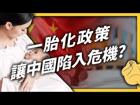 中國為何逐漸開放多胎政策