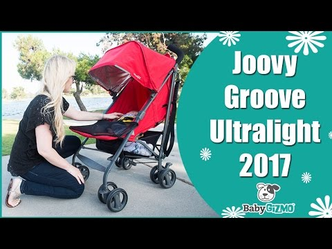 Joovy Groove Ultralight 2017 Umbrella Stroller Review