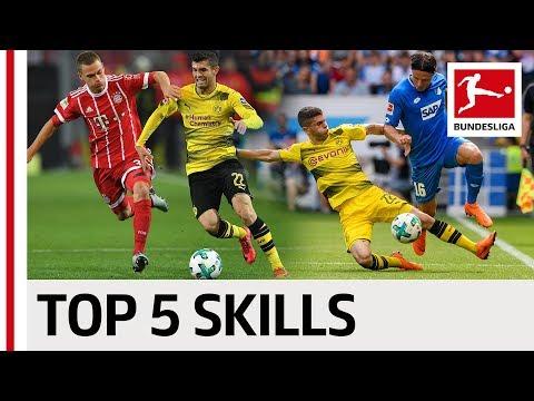 Christian Pulisic - Top 5 Skills