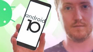 Android 10 Revealed: No Dessert For You! Android Q Name + Hands-On