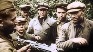 Друга світова війна Радянський наступ