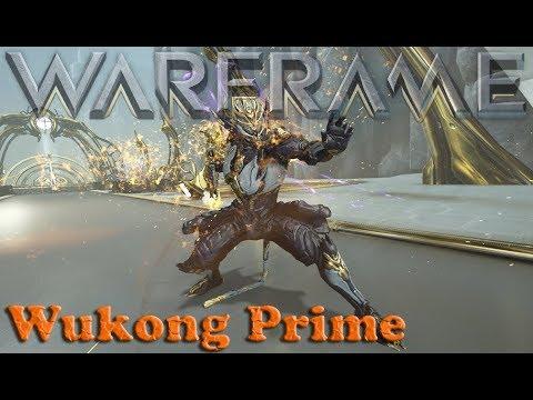 Warframe - Wukong Prime