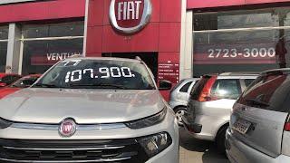 Fiat Ventuno Aricanduva Show De Ofertas Semi Novos