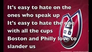 MTL Stand Up lyrics