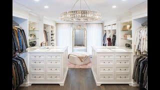 Carly Zucker's Dream Closet Design With Cambria