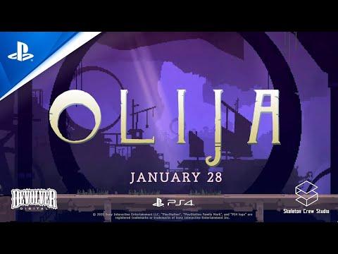 Olija révèle sa date de sortie de Olija