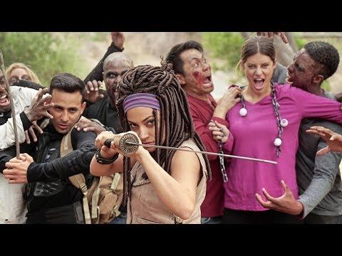 The Walking Dead: No Man's Land by Inanna Sarkis, Hannah Stocking & Anwar Jibawi