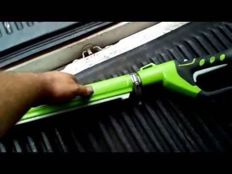 Greenwood Pole Hedge Trimmer 40v Warning Before You Buy Review Must See!