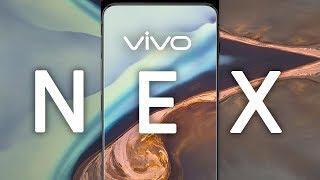 VIVO NEX es el MOVIL del FUTURO! Sin NOTCH!