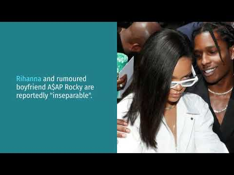 Rihanna and A$AP Rocky 'inseparable' as 'romance heats up' after months of speculation.