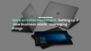 How Laptop Rental can Help in Managing Finances in Dubai?