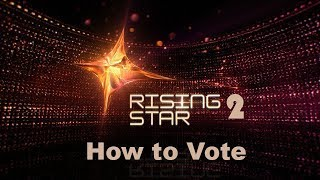 How to Vote For Rising Star Online | Voot | Season 2