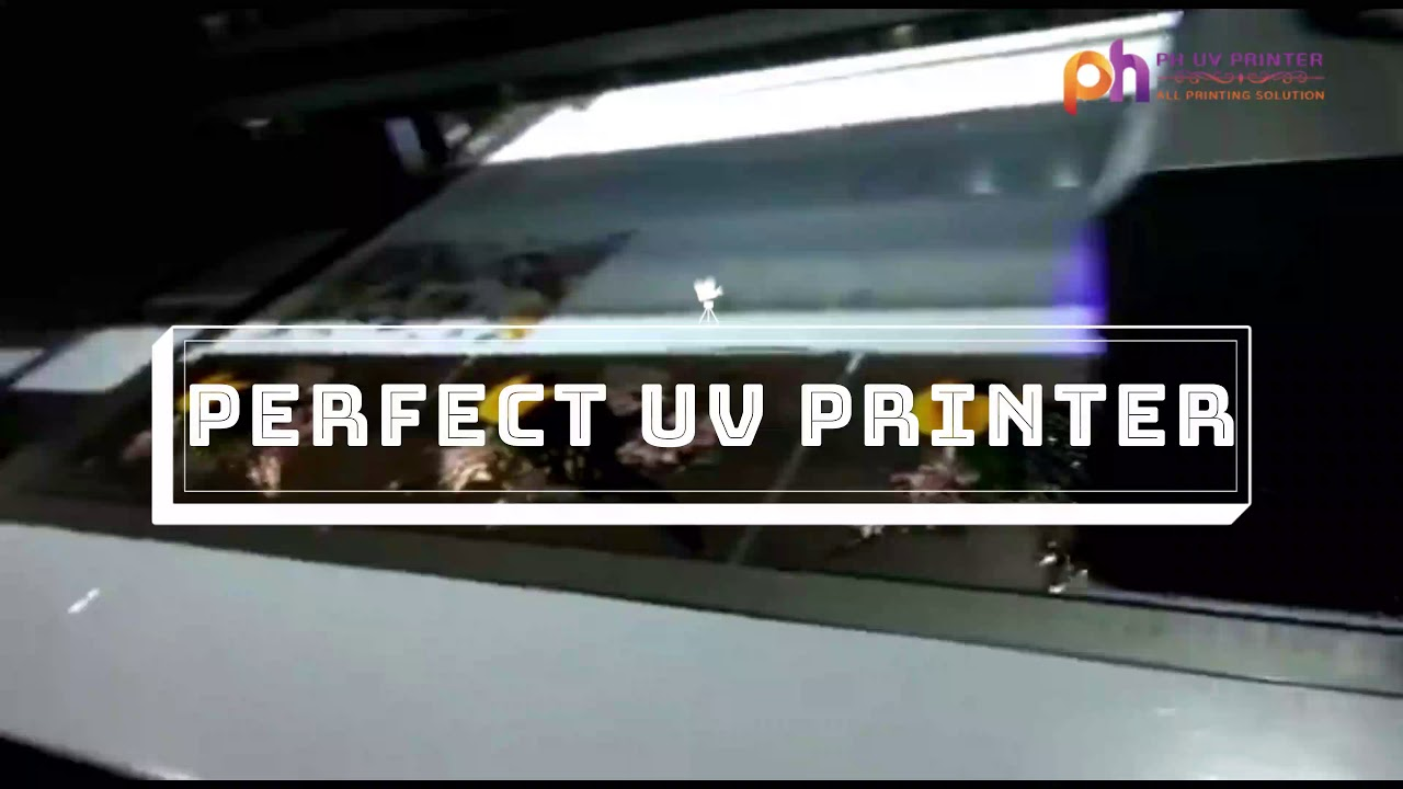 UV Glass Printer In india