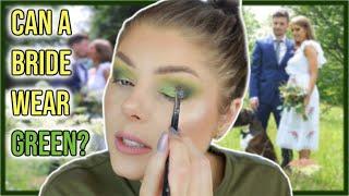 Recreating My Wedding Makeup | How To Not Be A Bridezilla