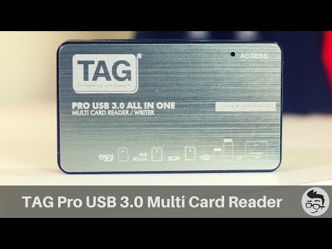 Usb smart card reader review usb device tag pro usb 30 all in one card reader review unboxing geekman reheart Choice Image