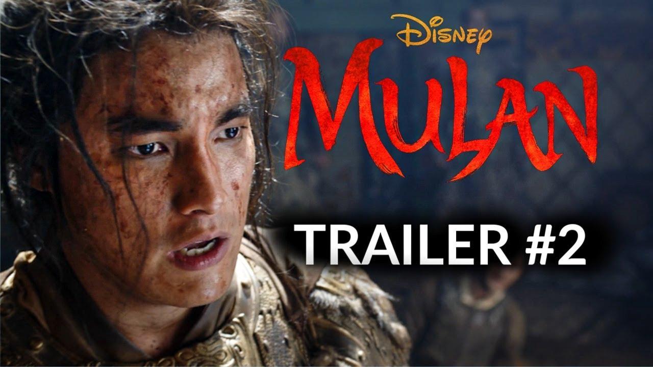 Mulan, 2020 - Yifei Liu, Donnie Yen, Jet Li