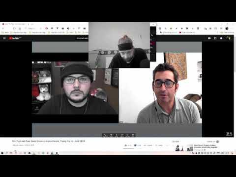 Dick Watches Sam Seder arse rape Tim Pool Part 1