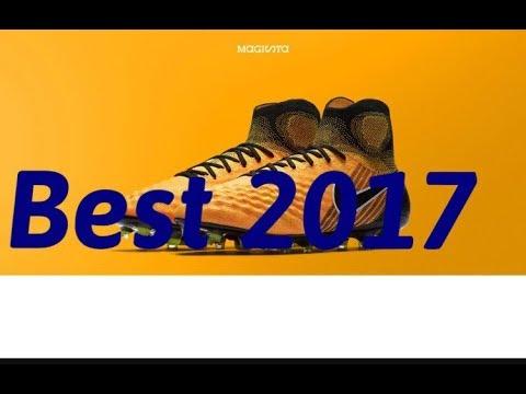 TOP 5 SCARPE DA CALCIO 2017