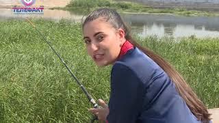 Зимняя рыбалка на реке миасс
