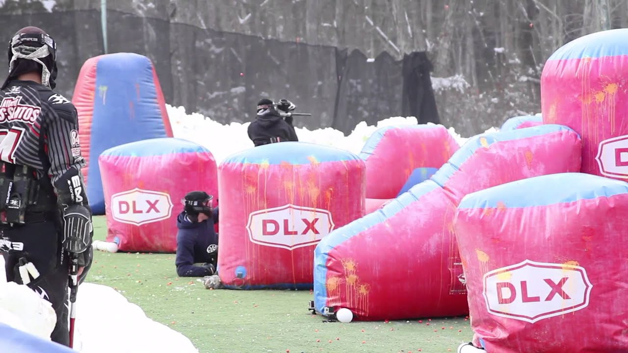 Raw Paintball Footage