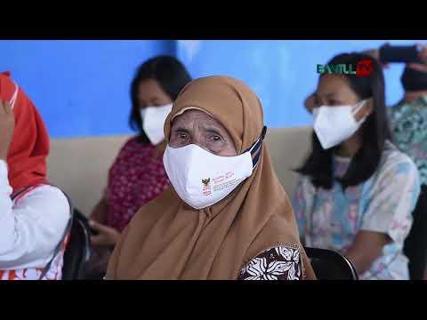 Sumbermulyo Pelopori Pembuatan Shelter Desa untuk pasien Covid-19 | Saba Desa (28/09) Bagian 3