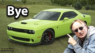 The End of Muscle Cars