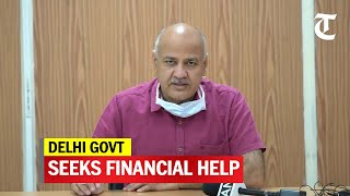 Delhi govt seeks Rs 5,000 cr from Centre to pay employees  IMAGES, GIF, ANIMATED GIF, WALLPAPER, STICKER FOR WHATSAPP & FACEBOOK