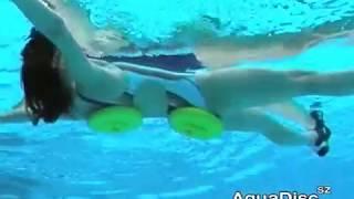 """Аквадиск для акваэробики от компании Компания """"TECHNOVA"""" - видео"""