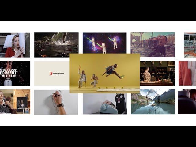 Creative Reel 2018