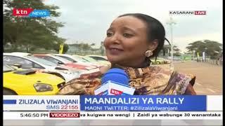 Maandalizi ya Safari Rally yakamilika