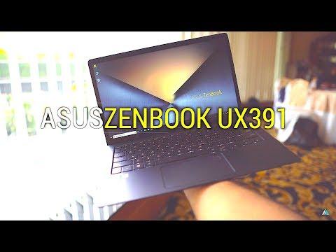 ASUS ZenBook S UX391UA HANDS ON & Initial Impressions