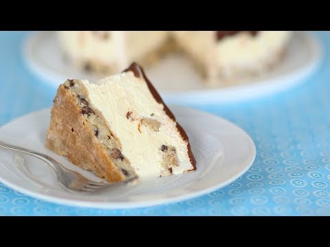 Video Rich and Buttery Blondie Ice Cream Cake- Sweet Talk with Lindsay Strand