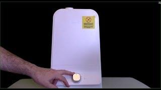 BEST 6L Cool Mist Humidifiers Homech Quiet Ultrasonic  360° Nozzle Auto Shut-Off REVIEW