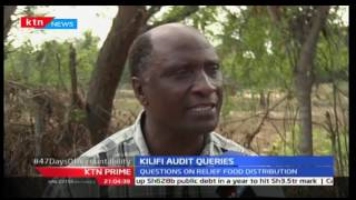 KTN Prime: Kilifi residents blame Governor Amason Kingi of the disappearance of 51 Million shillings