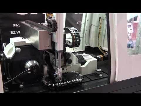 TG-12x4 Centerless Grinding Machine with 7 Axis of CNC Motion