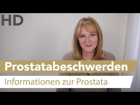 Die gingen in der Prostata-Massage