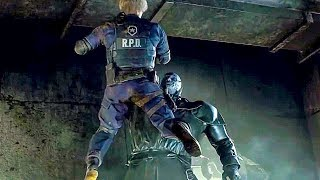 Resident Evil 2 Remake - 50 Minutes of Gameplay Demo (Zombie Game 2019)