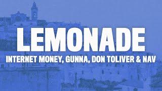 Internet Money - Lemonade (Lyrics) ft. Don Toliver   - YouTube