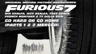 Wiz Khalifa, Iggy Azalea, Trey Songz, French Montana & Ty Dolla $ign -Go Hard or Go Home (parts 1+2)